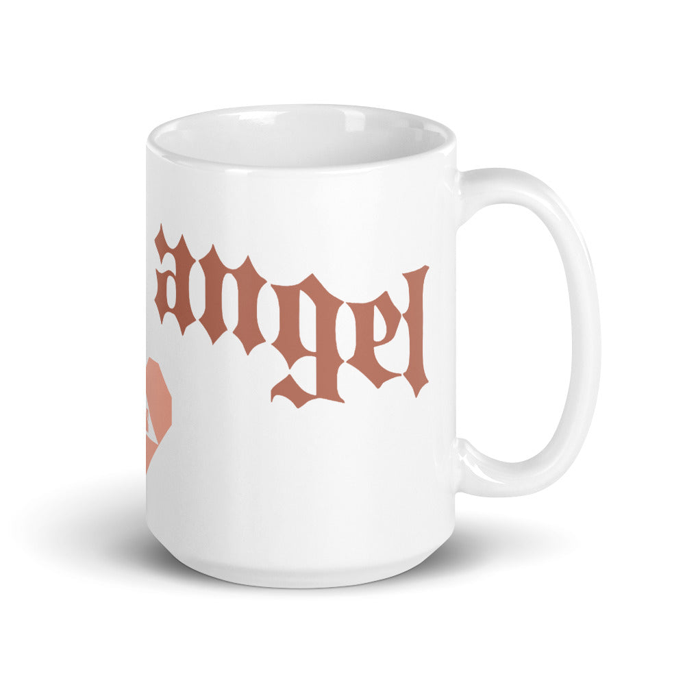 Native Angel Mug