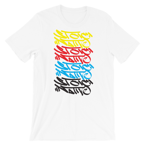 Stoic Native Graffiti T-Shirt