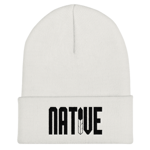 Native Cuffed Beanie