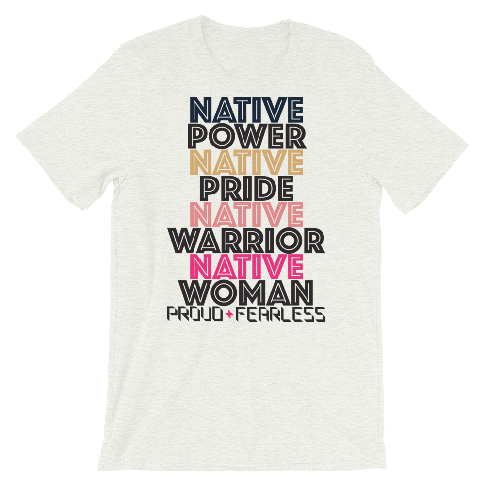Native Power Unisex T-Shirt