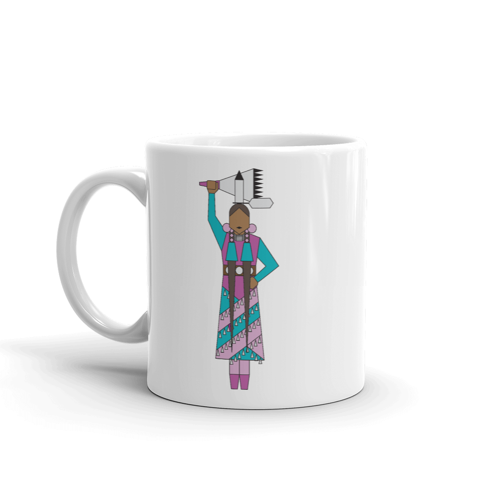 Jingle Dress Mug