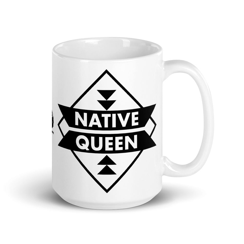 Native Queen Mug