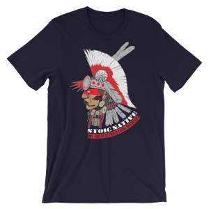 We are Descended from Warriors Men's Traditional T-Shirt