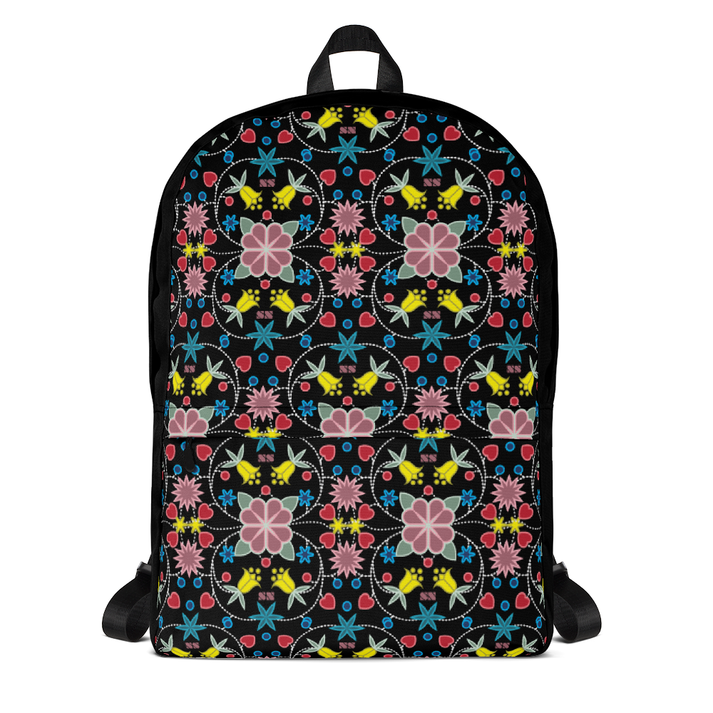 Native Floral Backpack