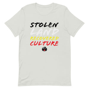 Stolen Land Recovered Culture Unisex T-Shirt