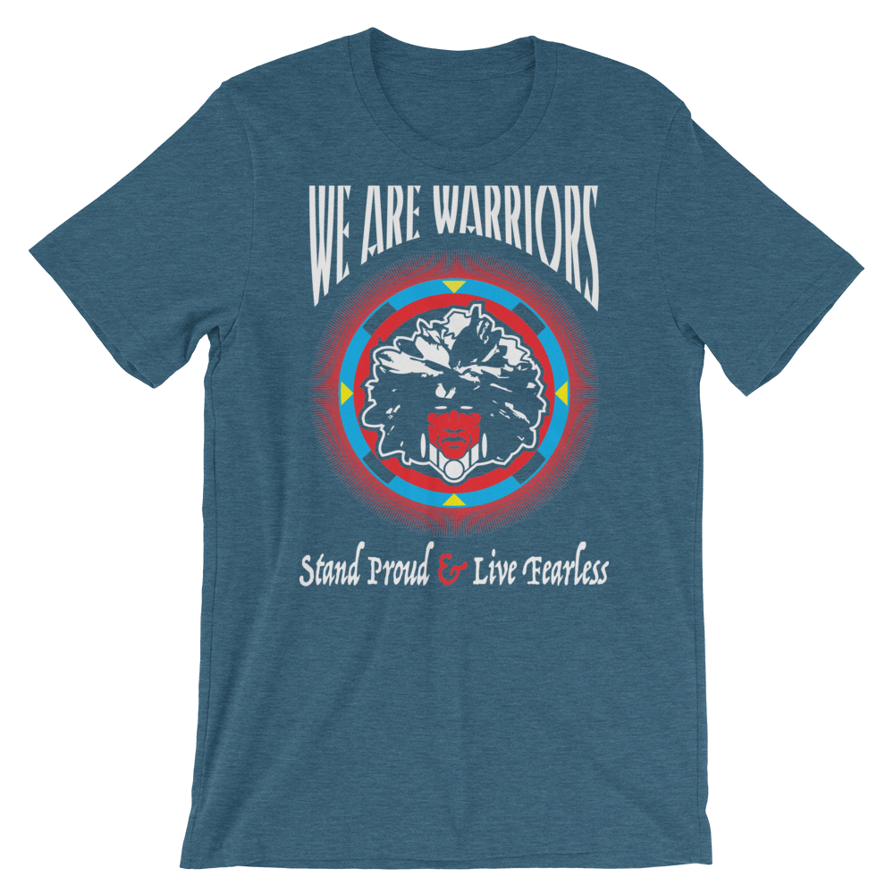 We are Warriors T-Shirt