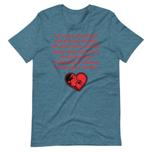 Stoic Native MMIW Unisex T-Shirt