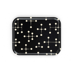Dot Pattern Reverse Dark Classic Trays - Accessories - Interior Design & Decor Ideas | Vitra