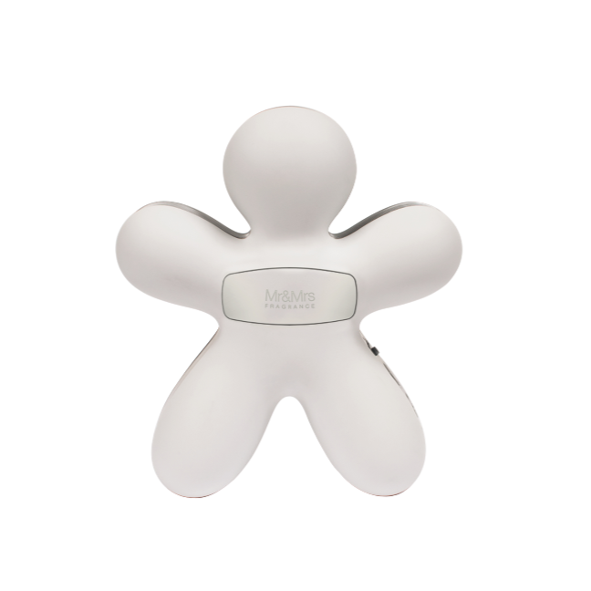 George Soft Touch White - Electronic Fragrance Diffuser | Mr&Mrs Fragrance