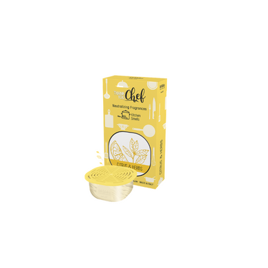 Capsule Chef Citrus Herbs - Refill Electronic Fragrance Diffuser | Mr&Mrs Fragrance