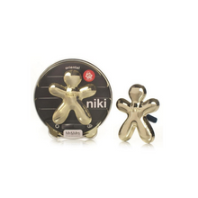 Load image into Gallery viewer, Niki Fragrance Metal Gold Oriental - Car Air Freshener | Mr&Mrs Fragrance