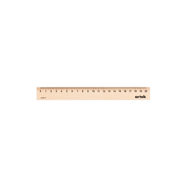 Ruler 20cm - Architect's & Designer's Office Tools | Artek