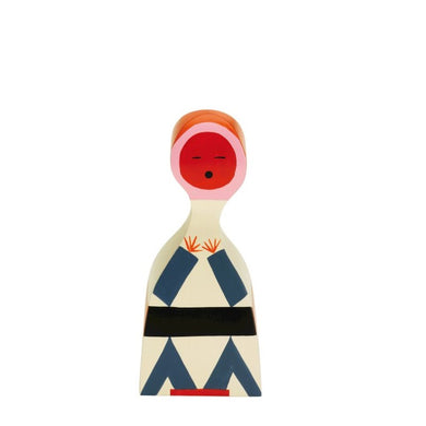 Wooden Dolls No.18 by Alexander Girard,1952 - Decorative Object | Vitra