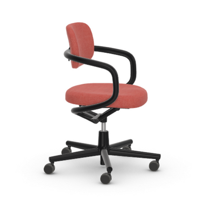 Allstar Office Chair - Poppy red/ivory - Vitra Malaysia