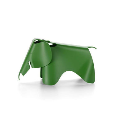 Eames Elephant Small Palm Green by Charles&Ray Eames,1945 - Decorative Object | Vitra