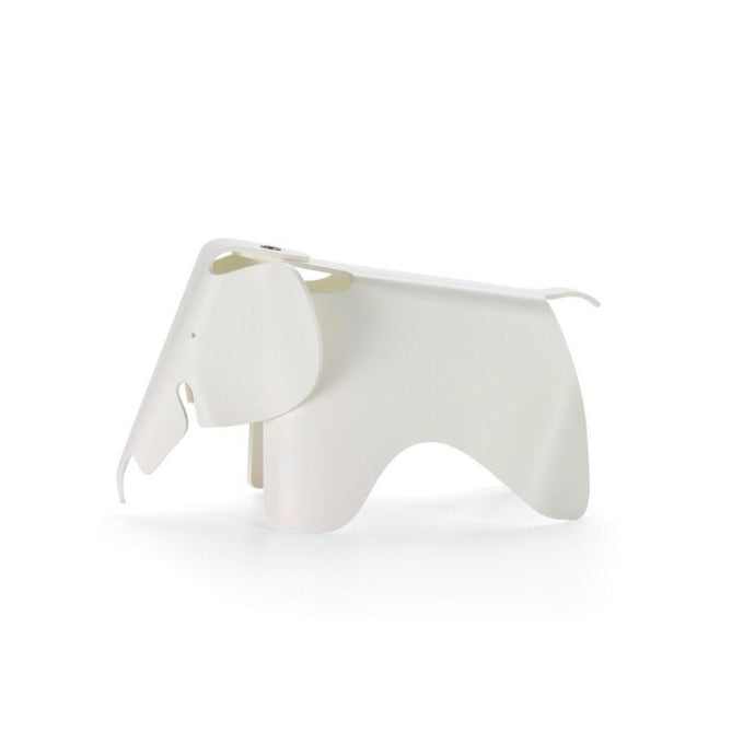 Eames Elephant Small White by Charles&Ray Eames,1945 - Decorative Object | Vitra
