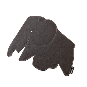 Mouse Pad Chocolate by Hella Jongerius - Leather Decorative Item | Vitra