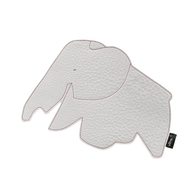 Mouse Pad Snow by Hella Jongerius - Leather Decorative Item | Vitra