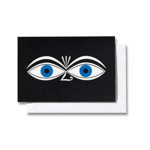 Greeting Cards Eyes by Alexander Girard, 1952-1971 - Various Motifs | Vitra