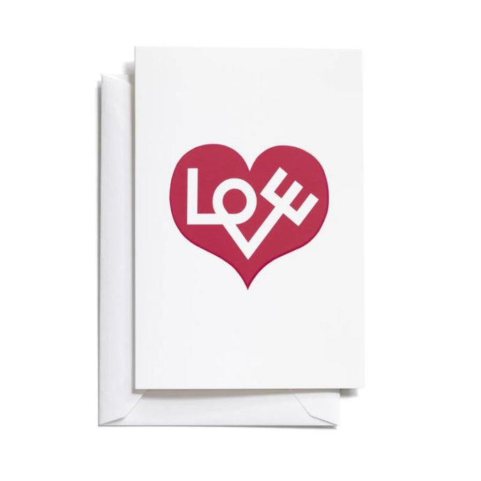 Greeting Cards Love by Alexander Girard, 1952-1971 - Various Motifs | Vitra