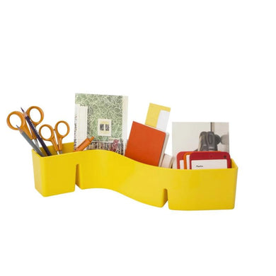 S-Tidy Yellow by Michel Charlot,2016 - Organiser Accessories  | Vitra