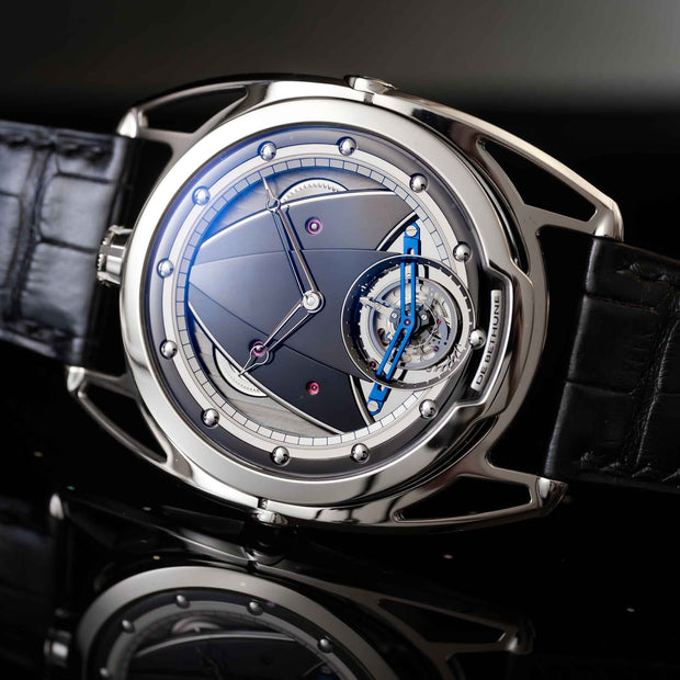 DB28 Tourbillon Titanium