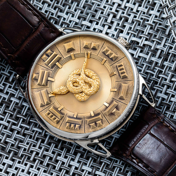 DB25 Quetzalcoatl 20-piece limited edition