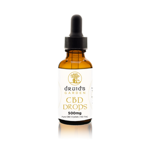 CBD Drops MCT 500mg