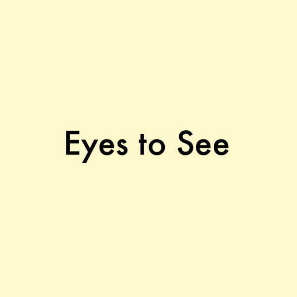 MP3 Eyes to See