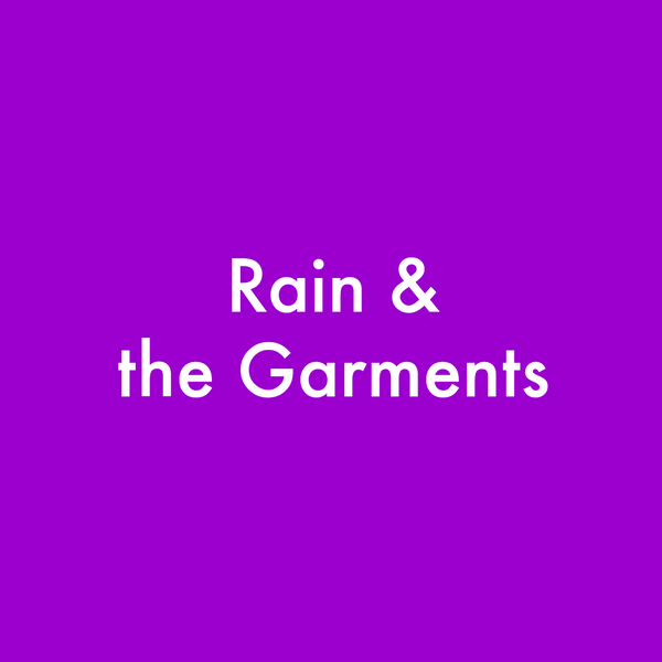 MP3 Rain and the Garments