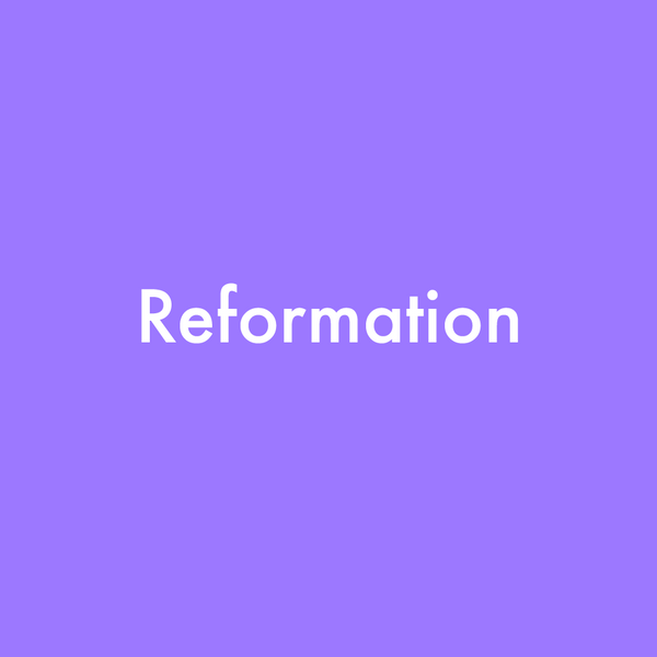 MP3 Reformation