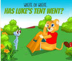 Audio e-Book for Apple - Where Oh Where Has Luke's Tent Went?