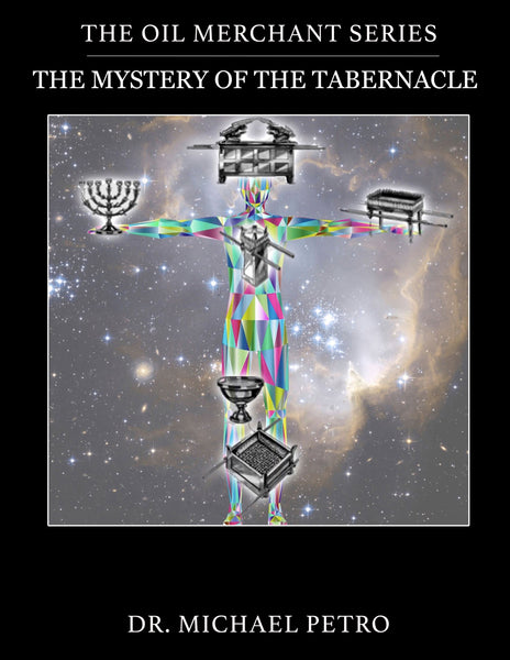 Mystery Of The Tabernacle CD and Study Guide - Oil Merchant Series