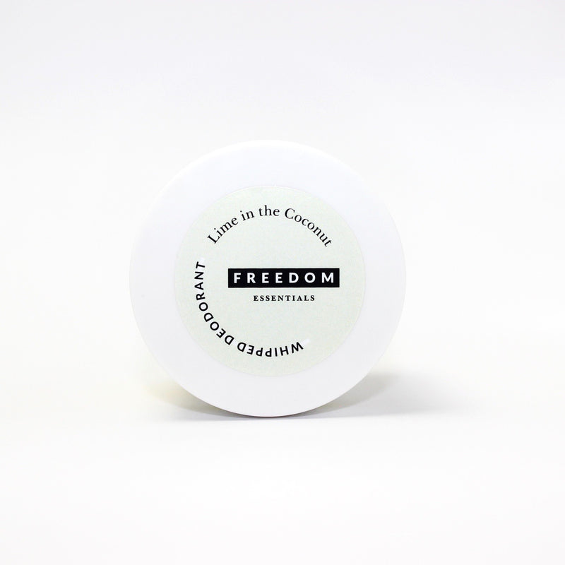 Whipped Deodorant - Lime in the Coconut