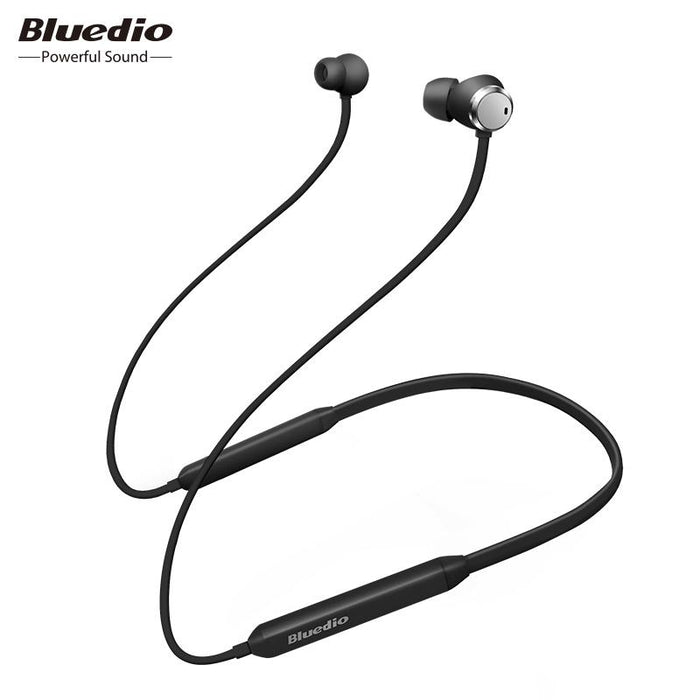 Wireless Bluetooth 4.2 Bluedio TN Headset with Grip to the Neck