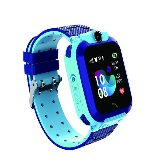Children smart watch S529, a real GPS chip tracker, camera, SOS button