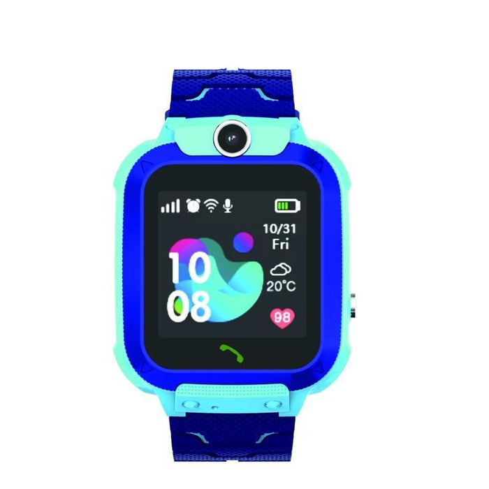 Children smart watch, real GPS chip tracker, camera, SOS button