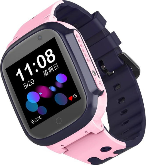 Children smart watch WP41, waterproof IP67, real GPS chip tracker, camera, SOS button