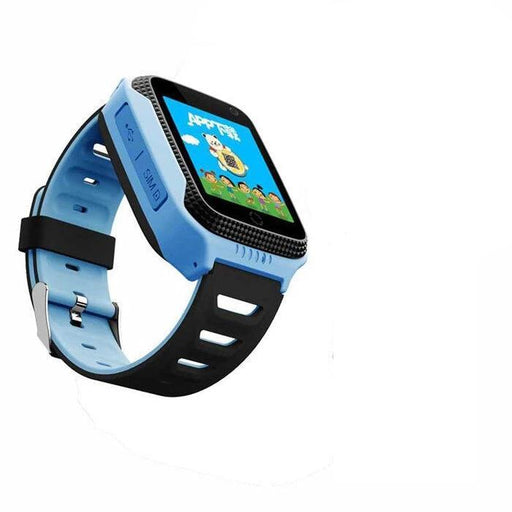 Children smart watch S528, a real GPS chip tracker, camera, flashlight, SOS button