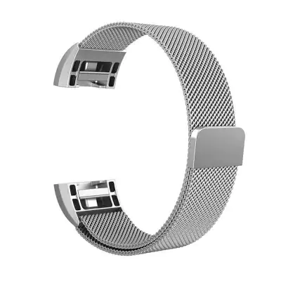 Bracelet Milanese stainless steel Fitbit / Fitbit Charge 2