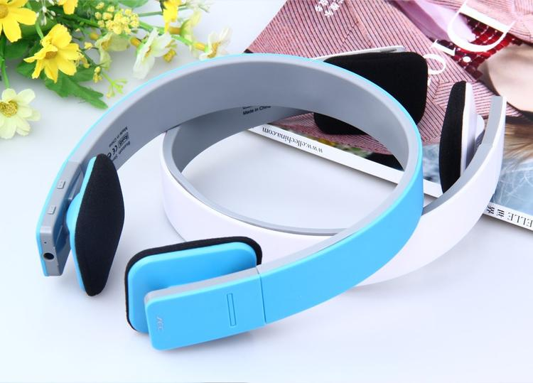 Bluetooth RH16 Wireless Headset with Microphone and Control