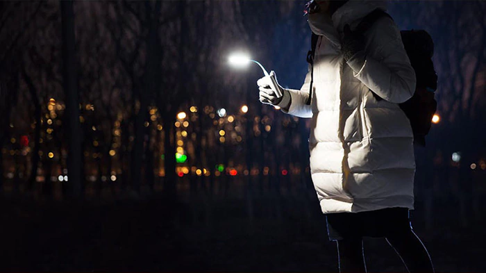 Portable USB LED flashlight Xiaomi