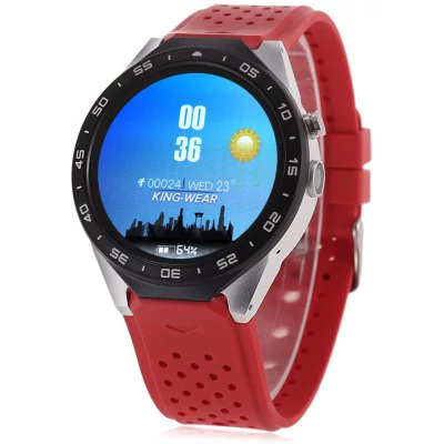 KingWear KW88 3G Smart Watch, Bluetooth 4.0, 2MP Camera
