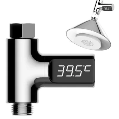 LED thermometer water temperature