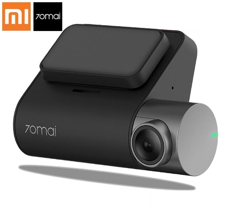 Smart recorders Xiaomi 70mai Pro, WiFi, GPS module, voice commands and real-time monitoring
