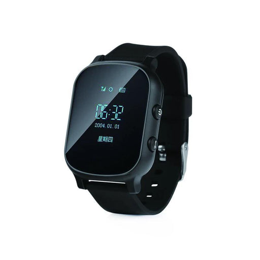 Smart watch  elderly SEW01, waterproof IP67, chip GPS tracker, SOS button, location on Google maps