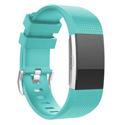 Electric silicone strap Fitbit / Fitbit Charge 2