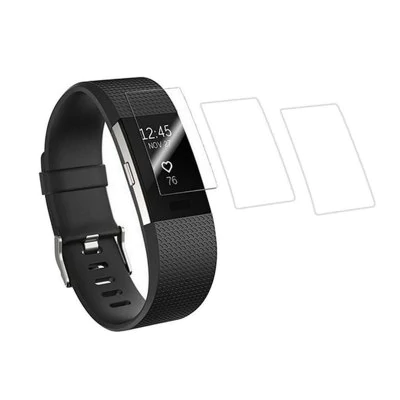3 pieces HD screen protector Fitbit / Fitbit Charge 2