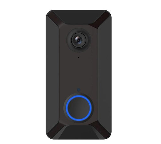 Video intercom bell Homesek wide 166 degrees intercom connection with a smartphone, night vision