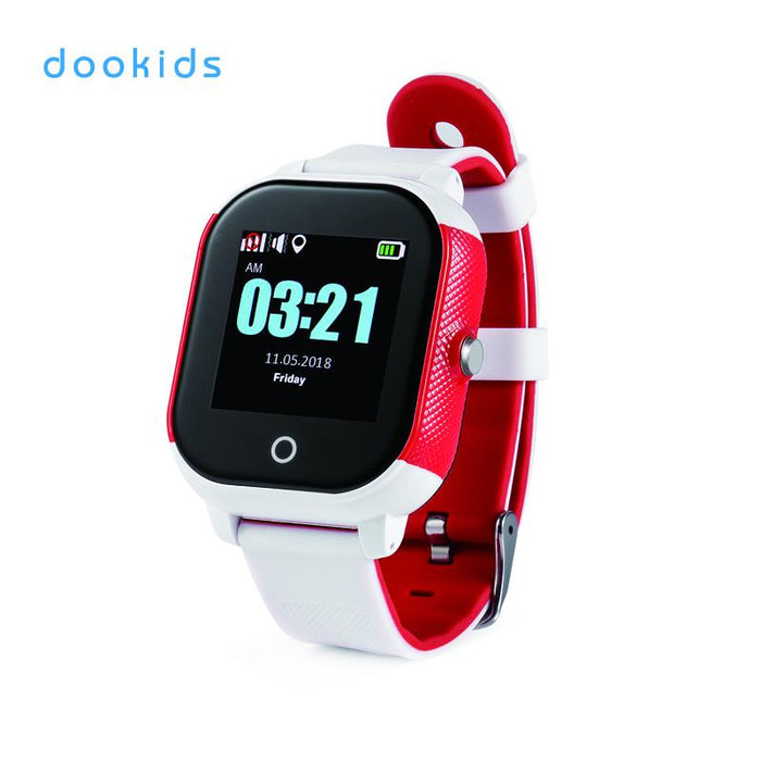 Student / child / women's smart watch SP07, waterproof IP67, real GPS chip tracker, camera, SOS button